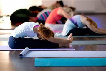 Hotel Elizabeth : Misha Yoga Studio