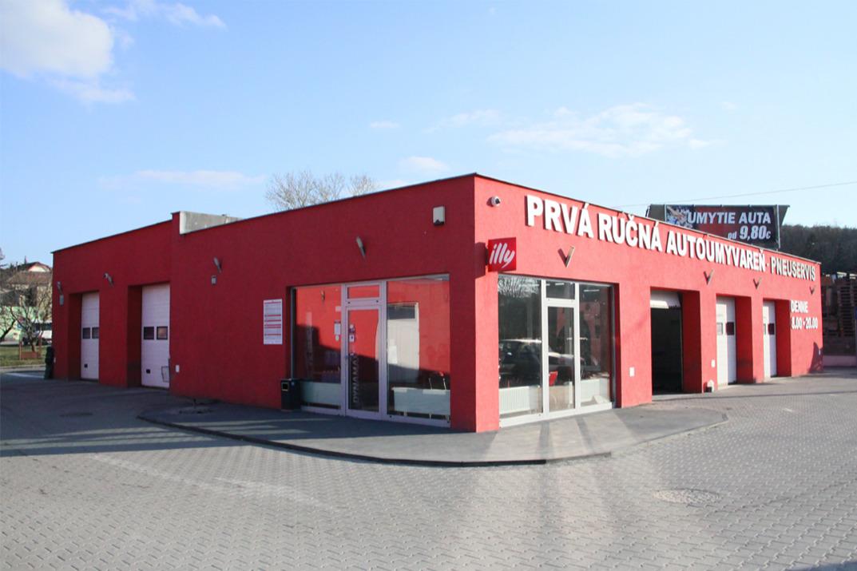 Prvá Ručná Autoumyváreň Nitra